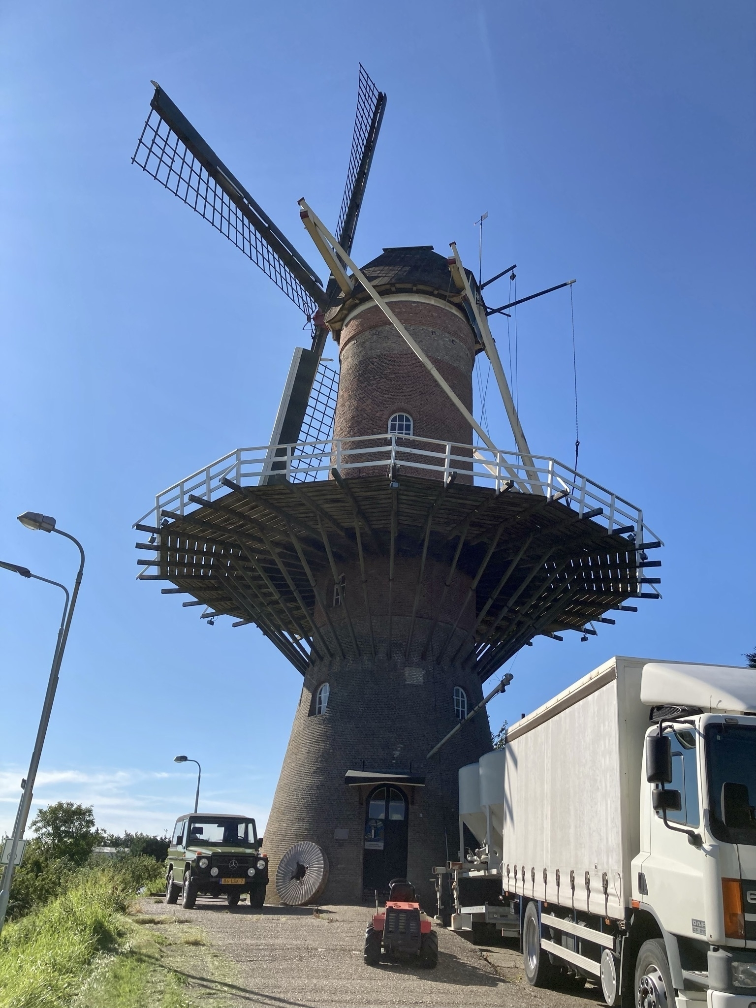 molen De Hoop Wolphaartsdijk
